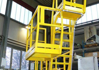 Fahrbare Leitern