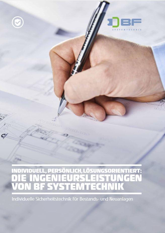 Die Ingenieurleistungen von BF Systemtechnik