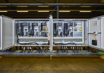 Effizient steuern mit Frequenzumrichter UM/UM-F