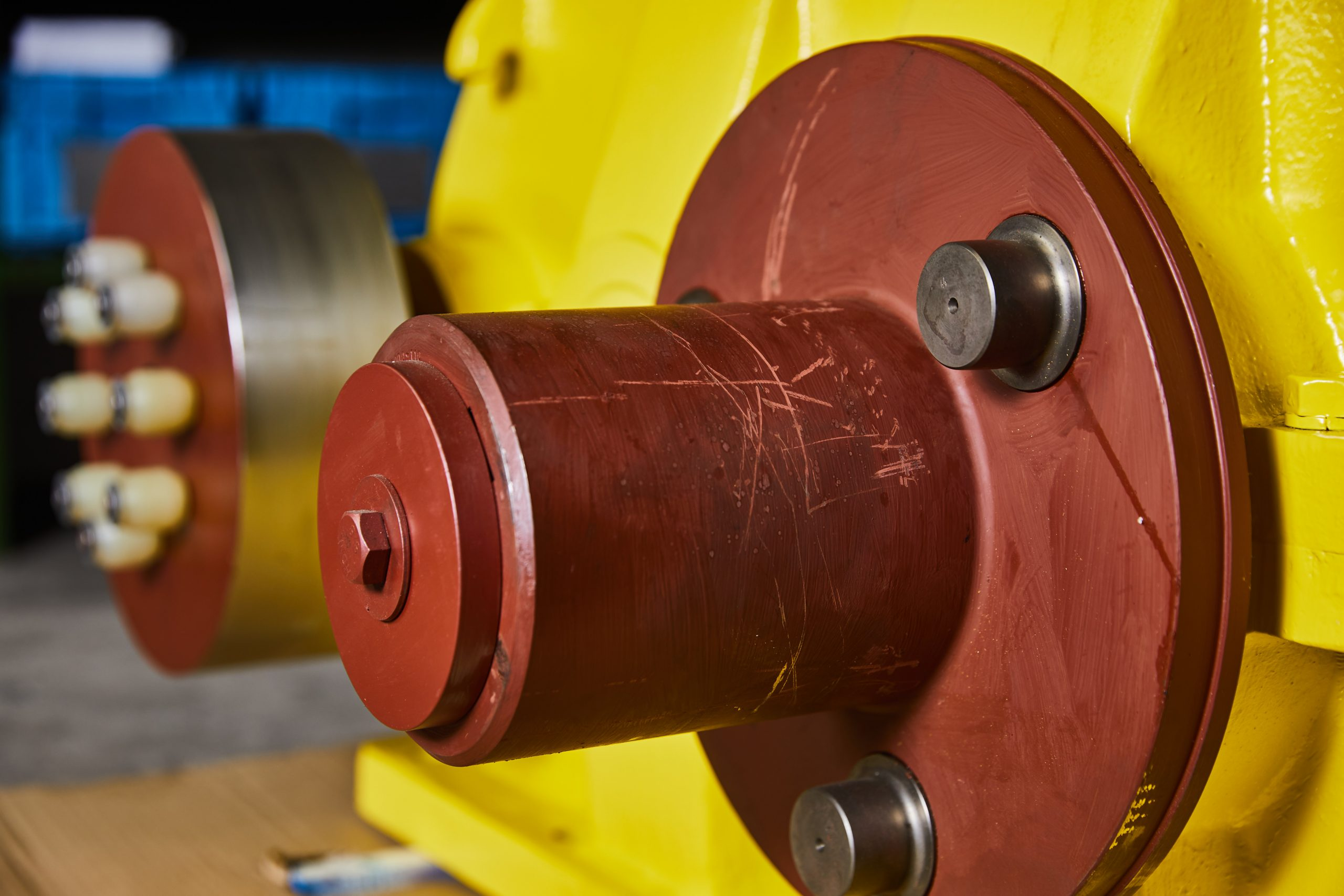 Hubgetriebe